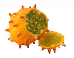 African Horned Melon - ORGANIC - Heirloom Vegetable - 10 Seeds