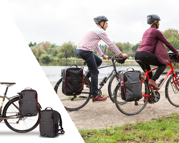 Two Wheel Gear - Pannier Backpack Convertible Collection