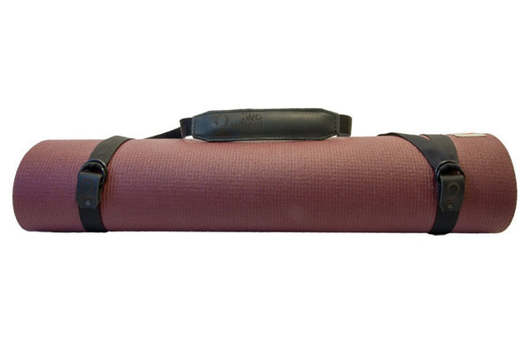 Yoga Mat Sling Black, Accessories - Two Wheel Gear, Two Wheel Gear - 2