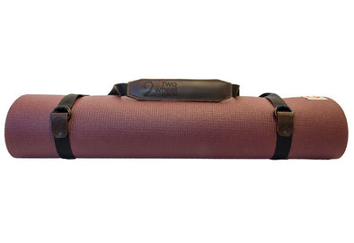 Yoga Mat Sling Merlot Red, Accessories - Two Wheel Gear, Two Wheel Gear - 3