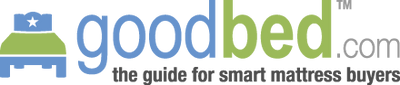 Logo for GoodBed: Unbiased Mattress Reviews and Price Comparison
