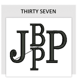 Font THIRTY SEVEN