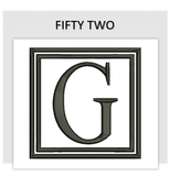 Font FIFTY TWO