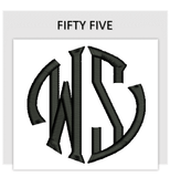 Font FIFTY FIVE