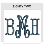 Font EIGHTY TWO