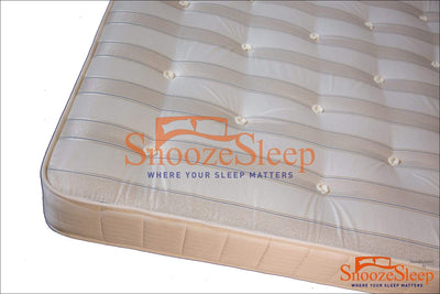 SnoozeSleep Mattresses 3ft Regency Comfort Orthopaedic Mattress