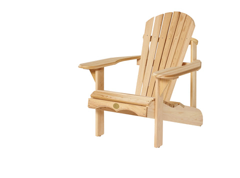 Bear Chair Cedar Chair Kit