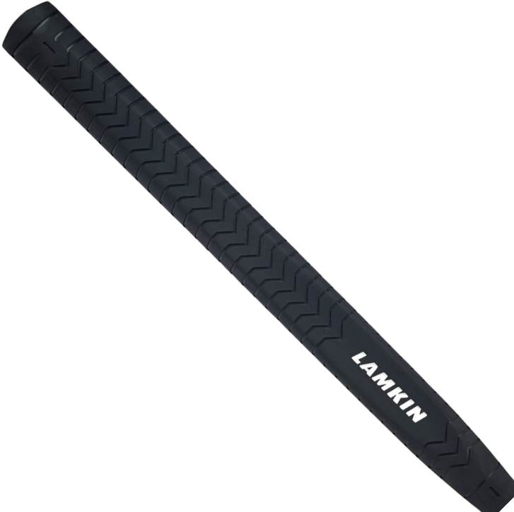 Lamkin Deep Etched Black Putter Standard 58 Round