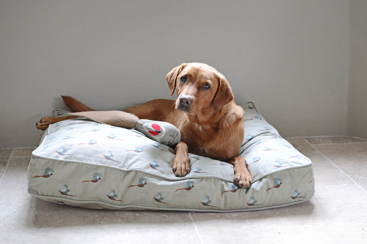 Pheasant Pet Bed Mattress