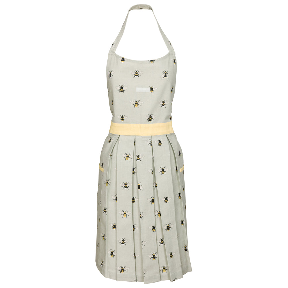 Bees Vintage Apron