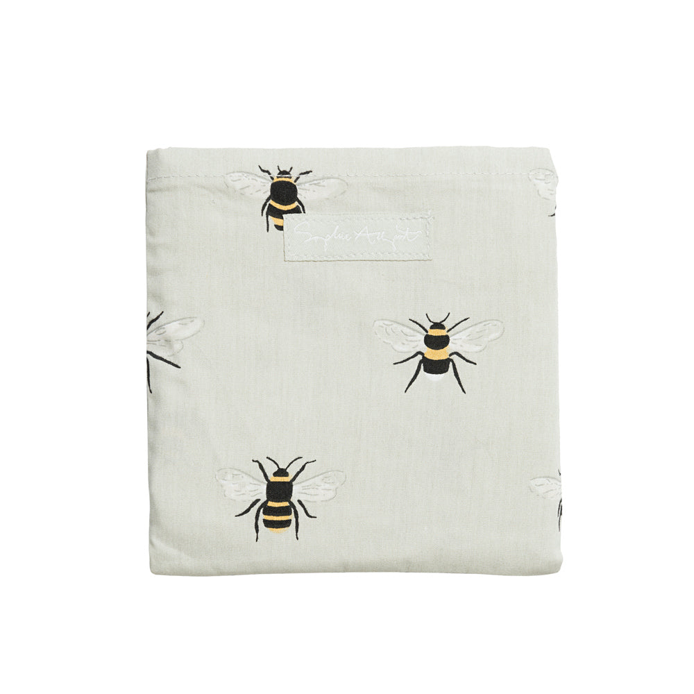 Bees Folding Shopping Bag