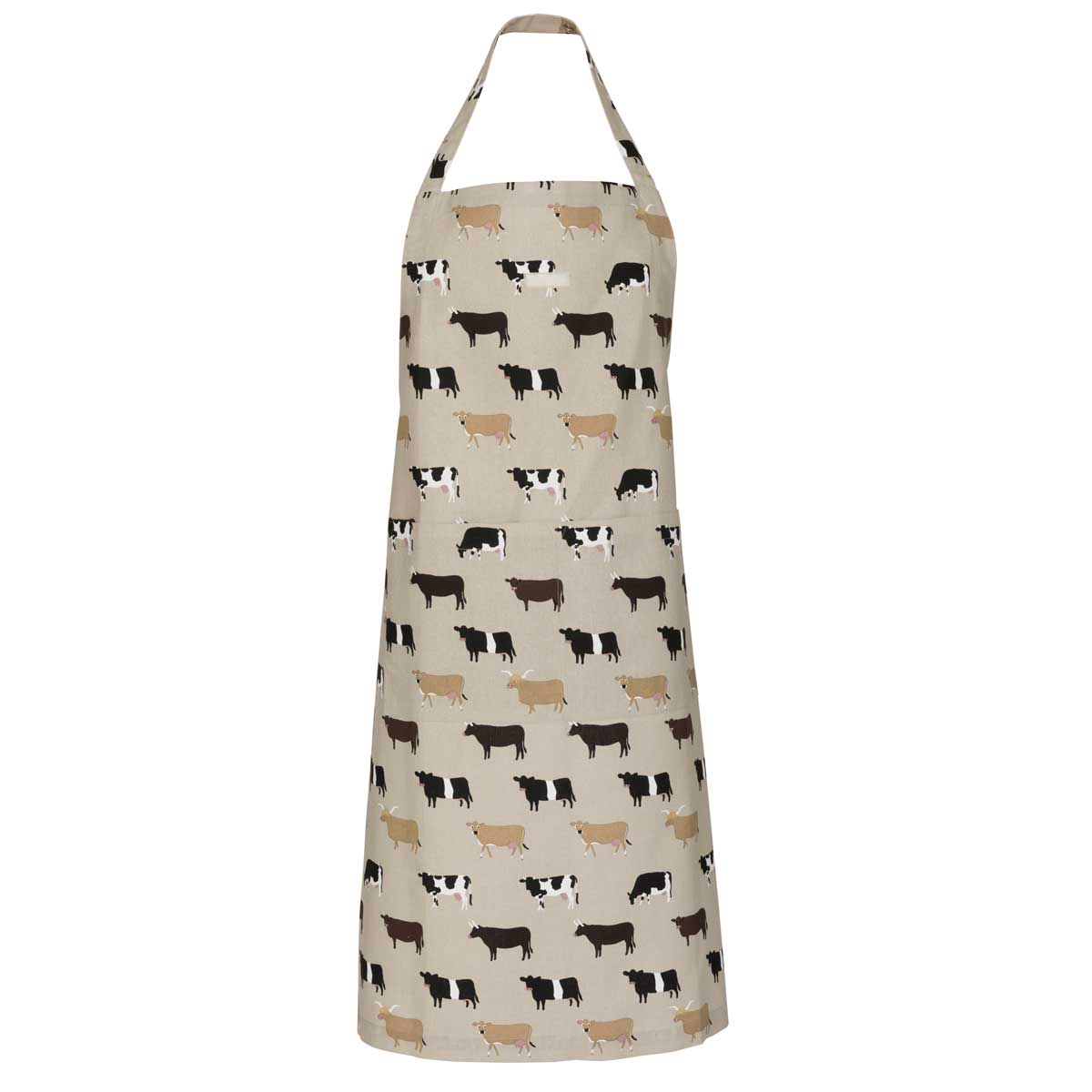 Cows Adult Apron