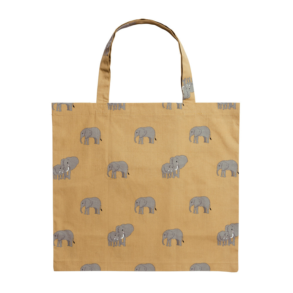 Elephant Folding Shopping Bag