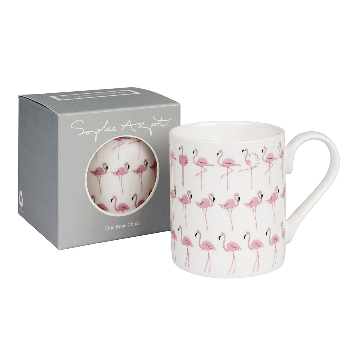 Flamingos Multi Mug