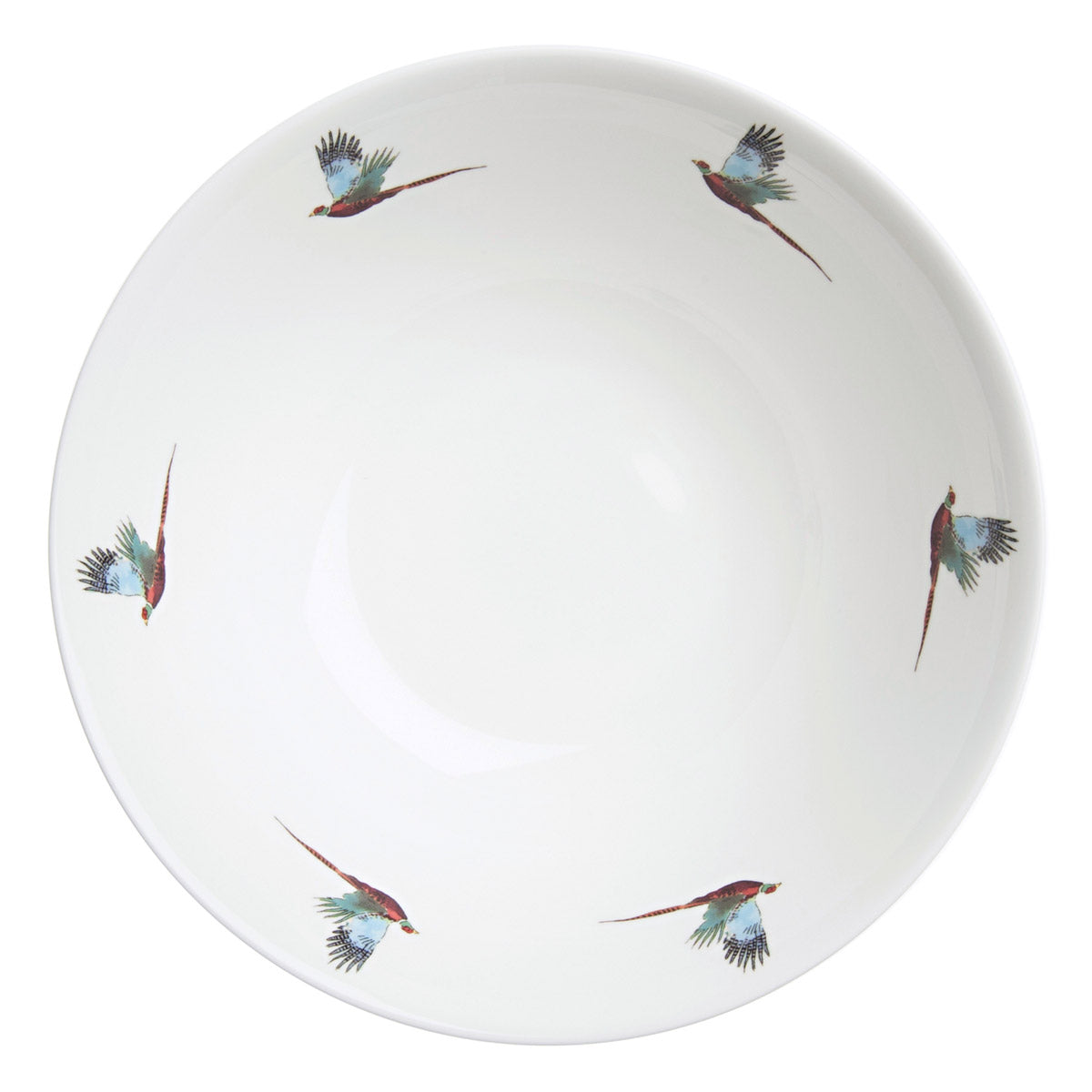 Pheasant Cereal Bowl