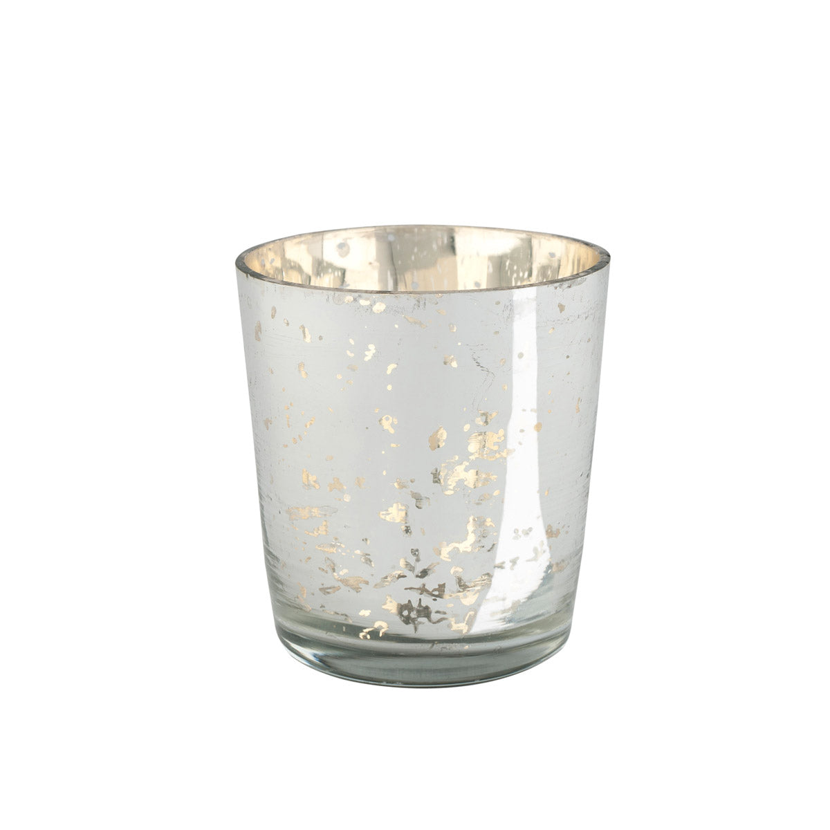 Straight Edge Tea Light Holder - Standard