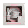 Flamingos Kids Melamine Dinner Set