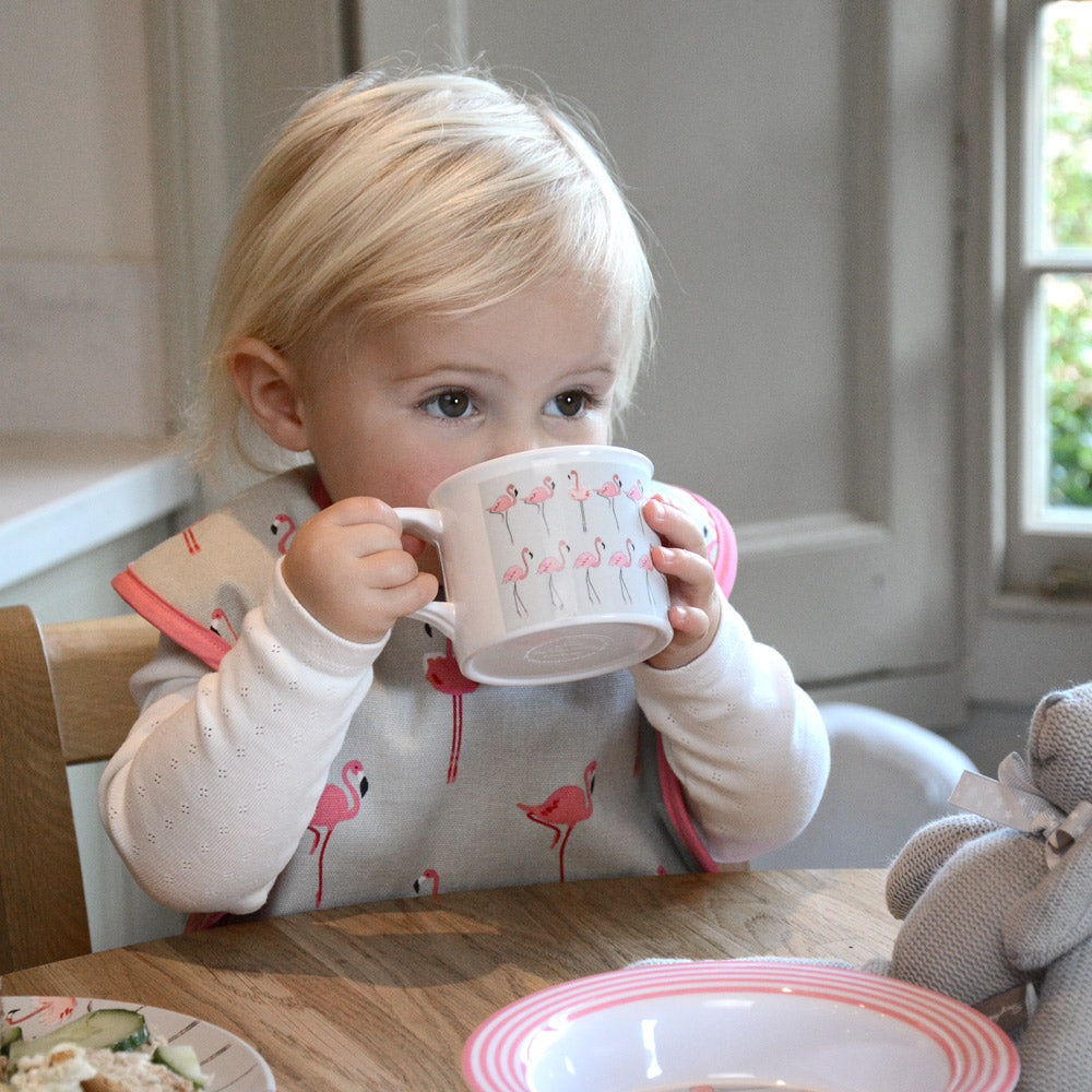 Flamingos Kids Melamine