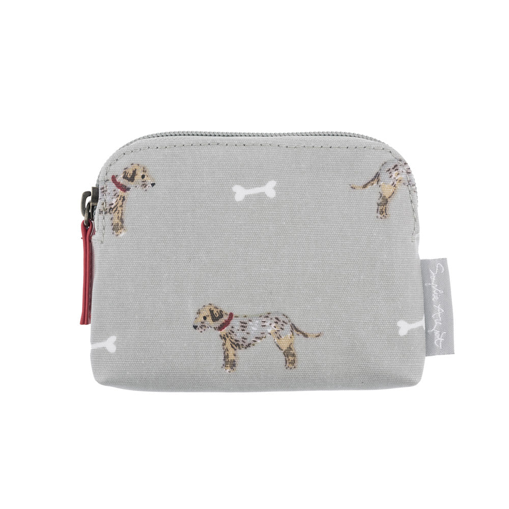 Terrier Oilcloth Coin Purse