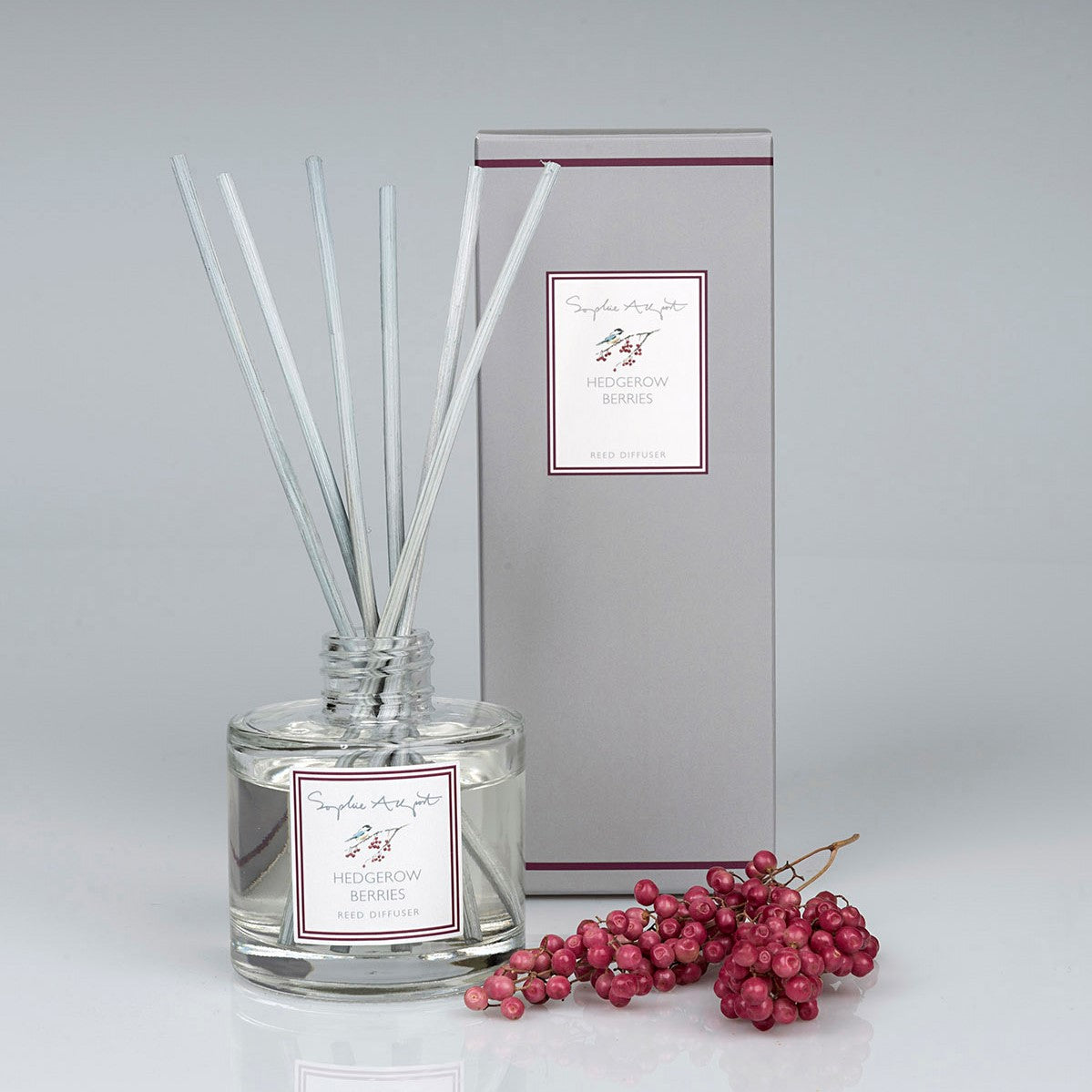 Hedgerow Berries Scented Reed Diffuser
