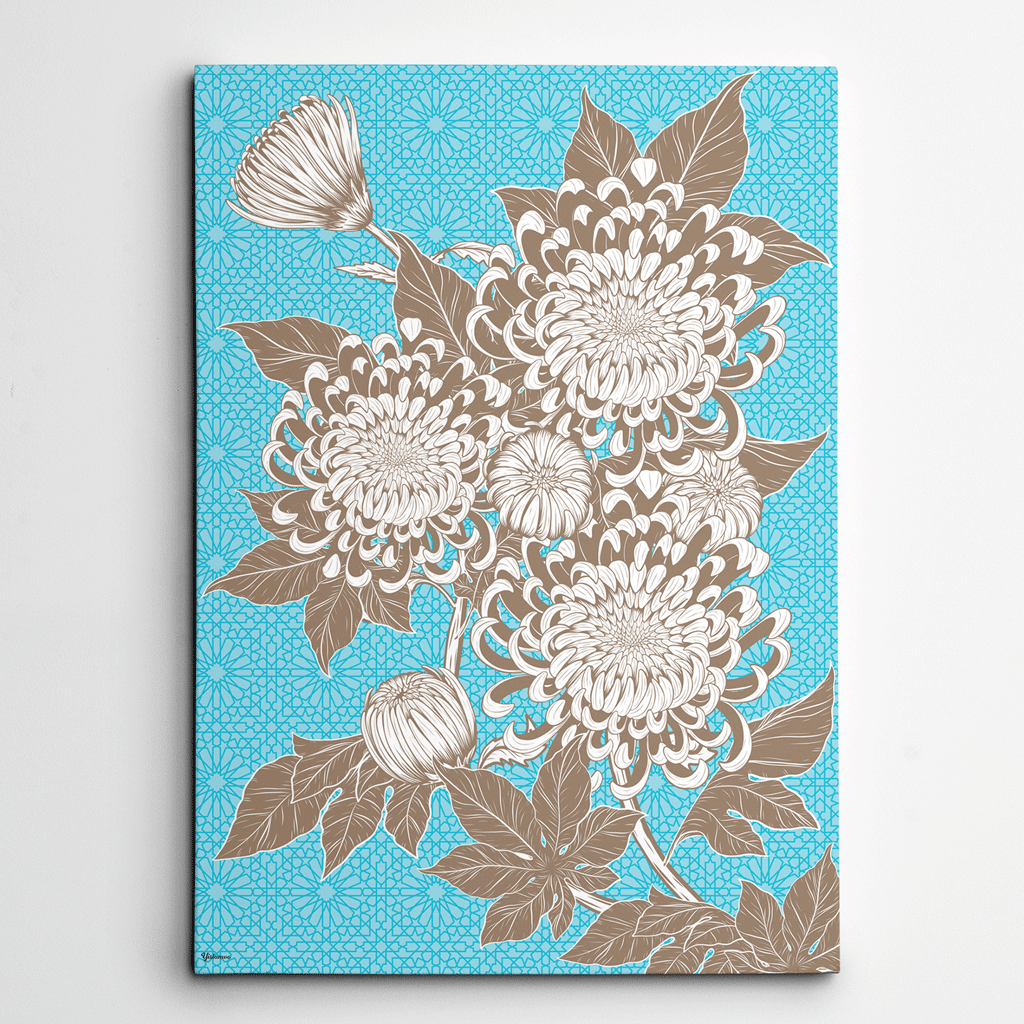 Floral Wall Art No 2