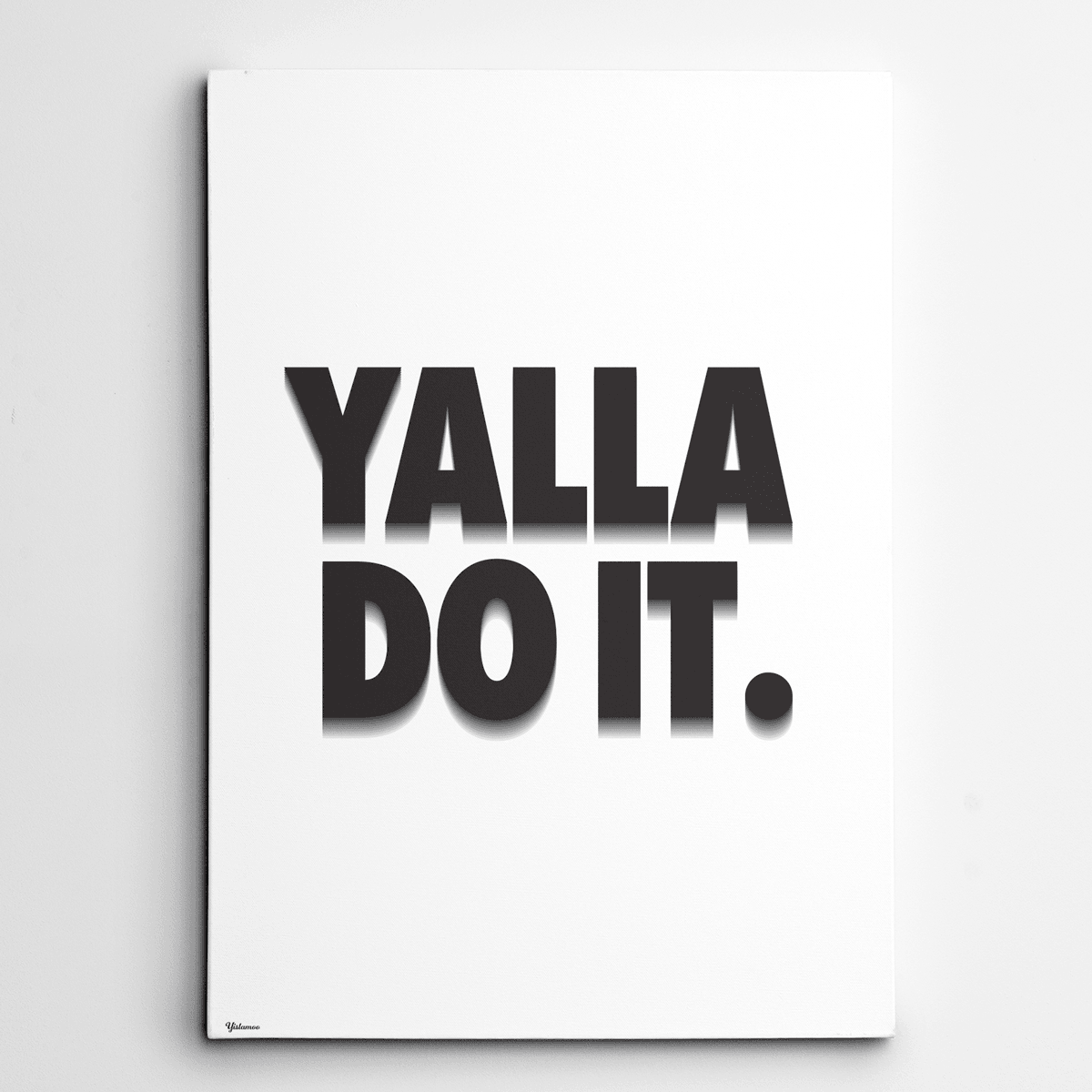 framed motivational posters for office,Yalla,Yislamoo