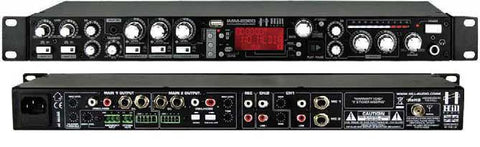 Hill Audio  IMM2320 Media Preamp/Mixer