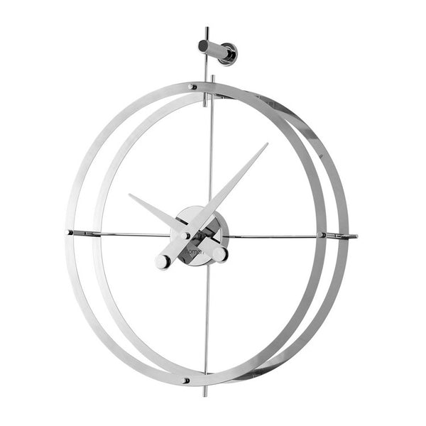 2 Puntos Wall Clock by Nomon - Innerspace - 1