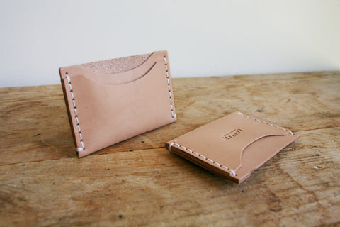 Standard Card Holder (Natural)