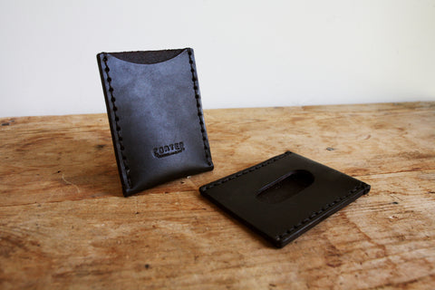 Standard Card Sleeve (Triple Black)