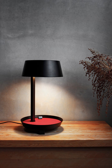 Carry Table Lamp - Black