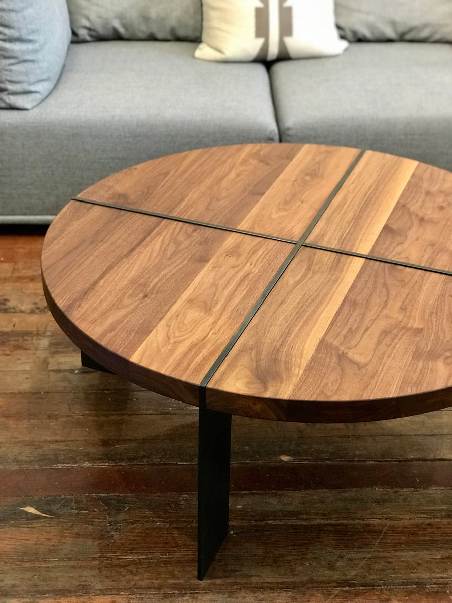 Dial Coffee Table