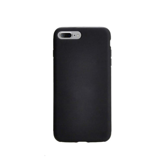 iPhone 7 Soft Touch Case - Black