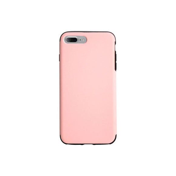 iPhone 7 Soft Touch Case - Pink