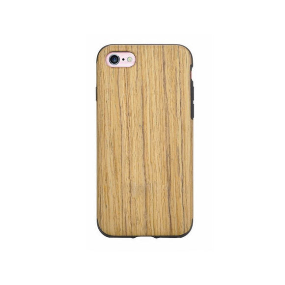 iPhone 7 Wood Case - Tangled - 1