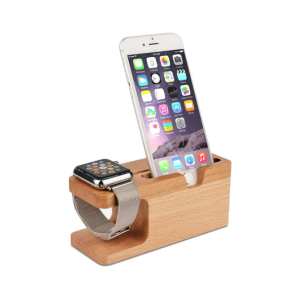 iPhone Wood Stand