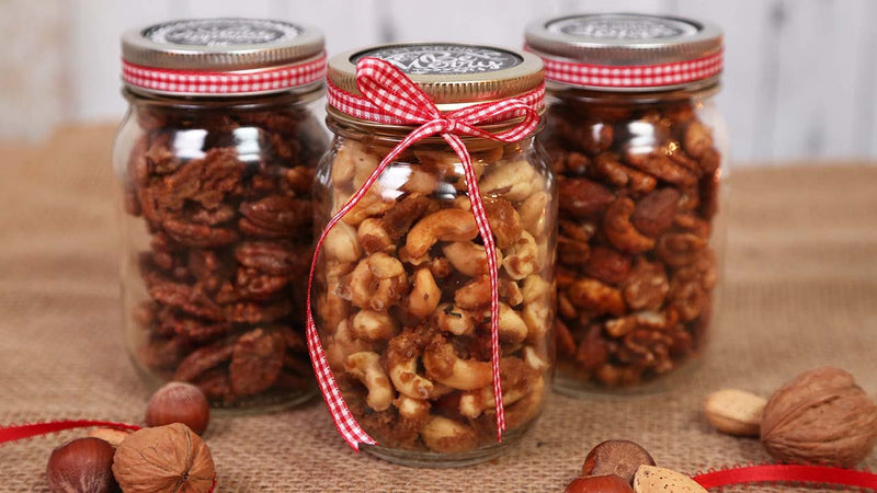 #FoodieFriday: Spiced Pecans