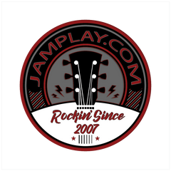 JamPlay Rockin' Sticker