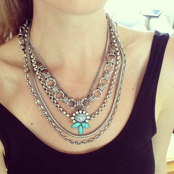 Frederika Necklace