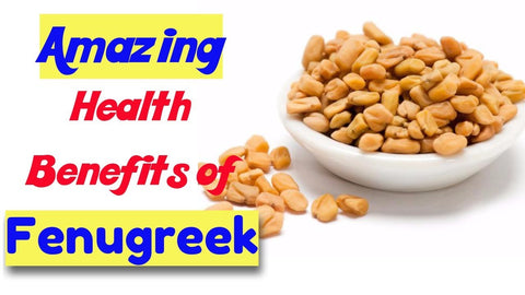 fenugreek beneficial points