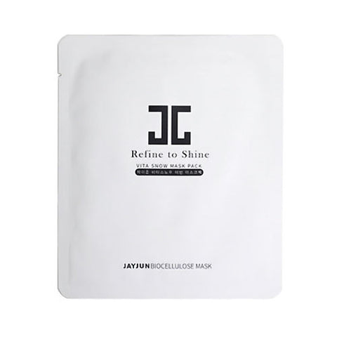 Jayjun Refine to Shine Vita Snow Mask Pack (1EA)