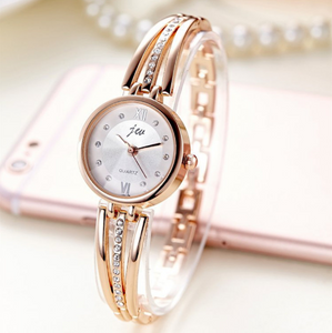Ladies Quartz Dress Watch - Trending products for less