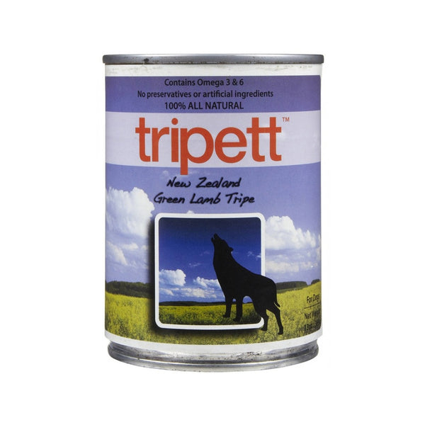 Tripett Green Lamb Tripe Weight : 12.8oz
