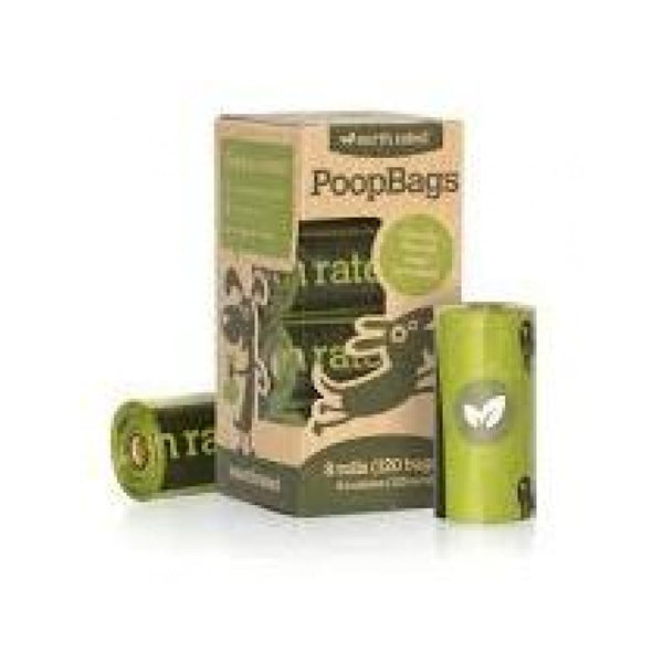 Poop Bags Refill Roll : x 8 Unscented
