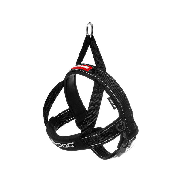 Quick Fit Harness Color : Black, Size : Small