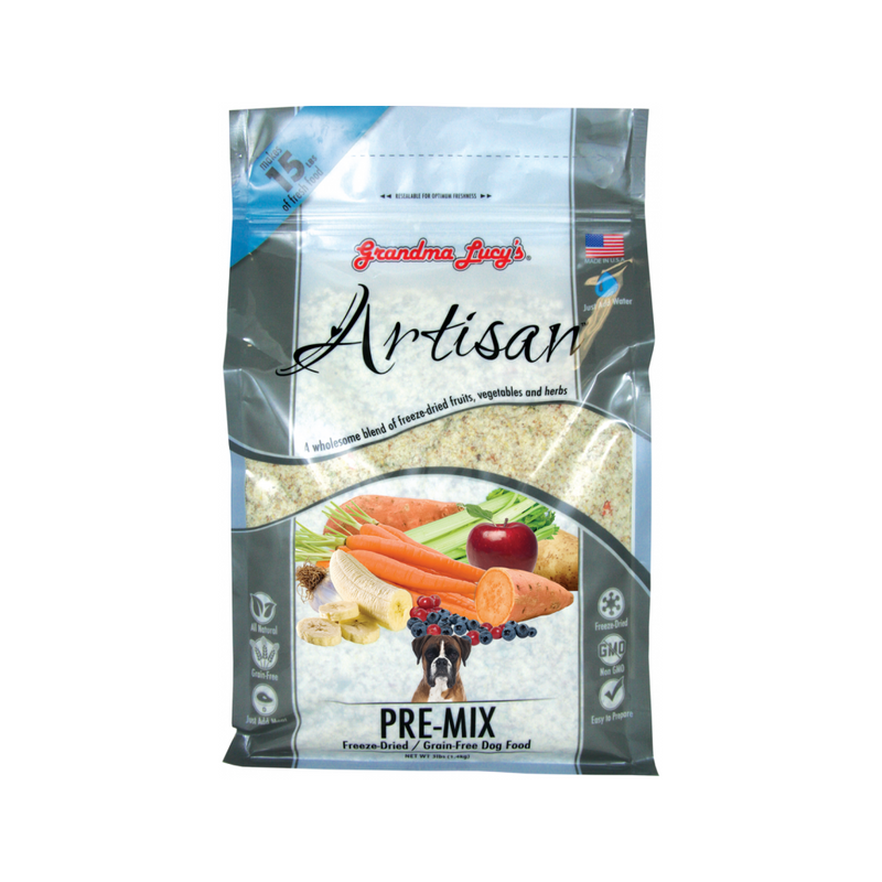 Artisan Pre-Mix Weight : 3lb