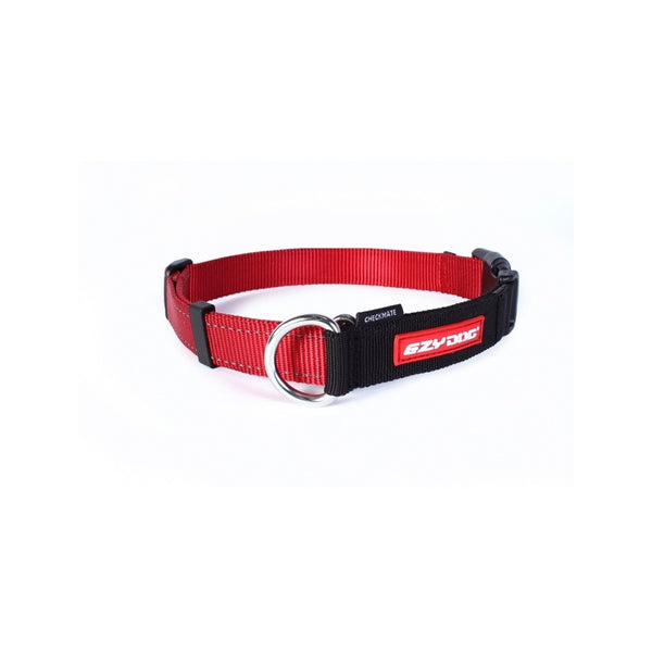 Checkmate Training Collar Color : Red, Size : Medium