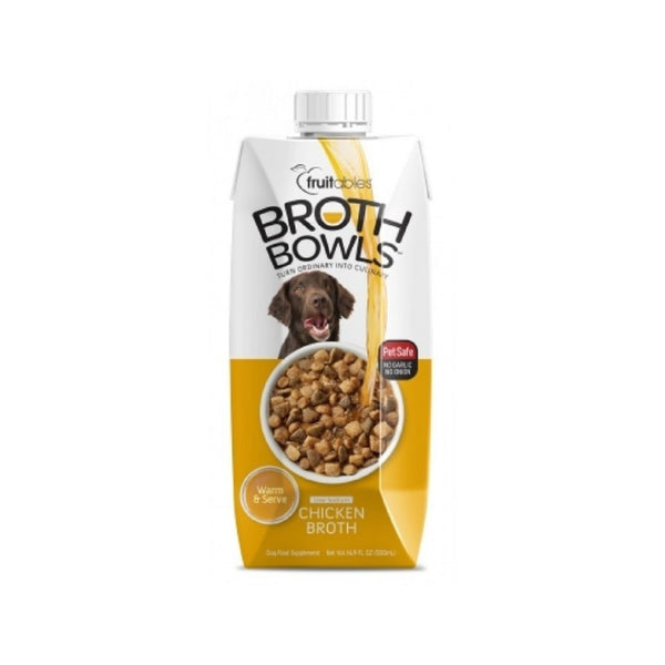Chicken Broth Topper Weight : 16.9oz