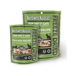 Feline Freeze Dried Chicken Nibbles Weight : 4oz