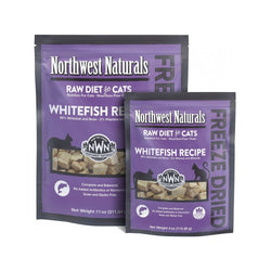 Feline Freeze Dried Whitefish Nibbles Weight : 11oz
